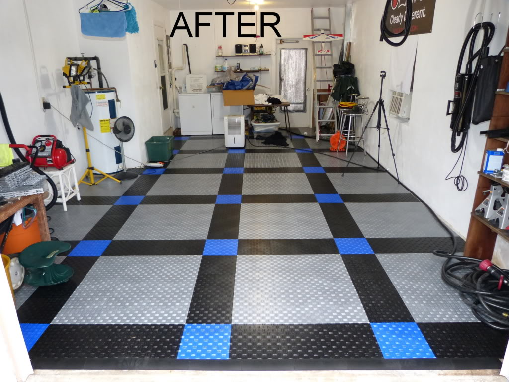 Review garagetrac flooring dailygadgetfo Image collections