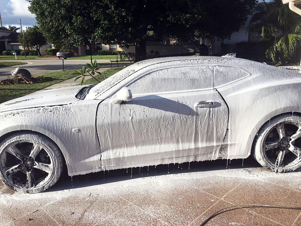 Zaino Car Wash Bucket